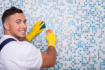 Additional Tile Cleaning