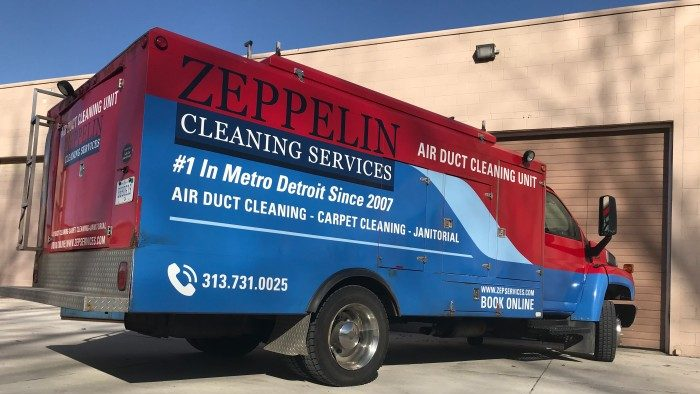 Professional Carpet-Cleaning Services in Metro Detroit, MI