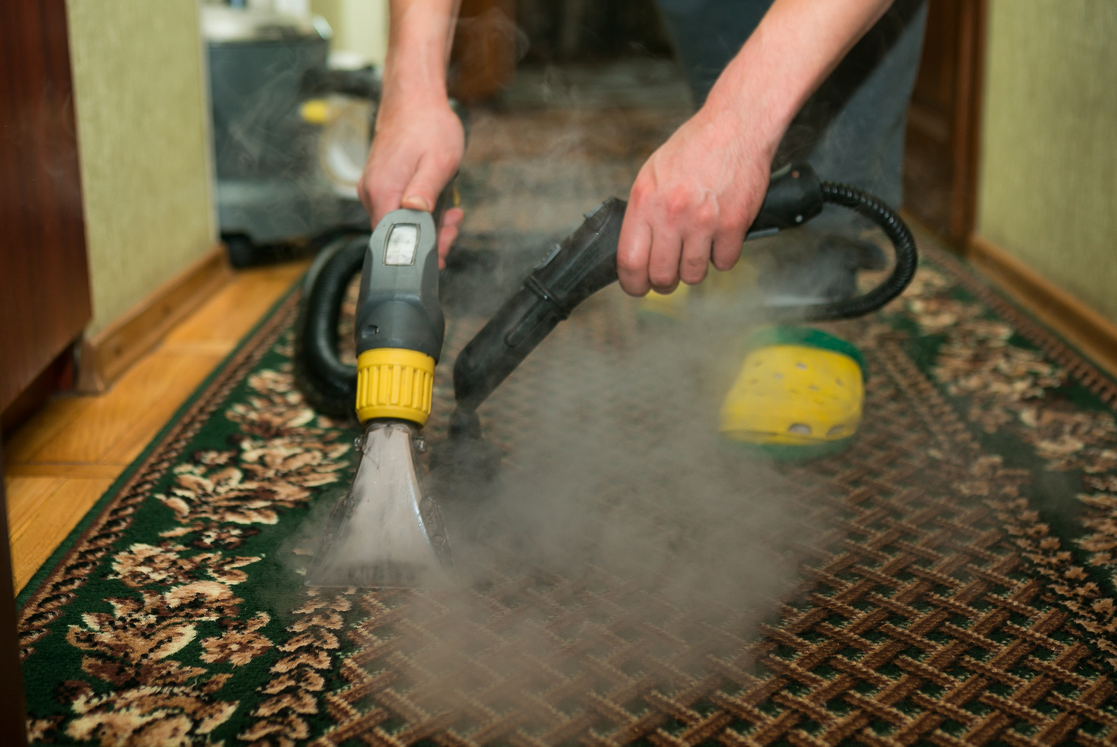 How Often Should Commercial Carpets Be Cleaned?