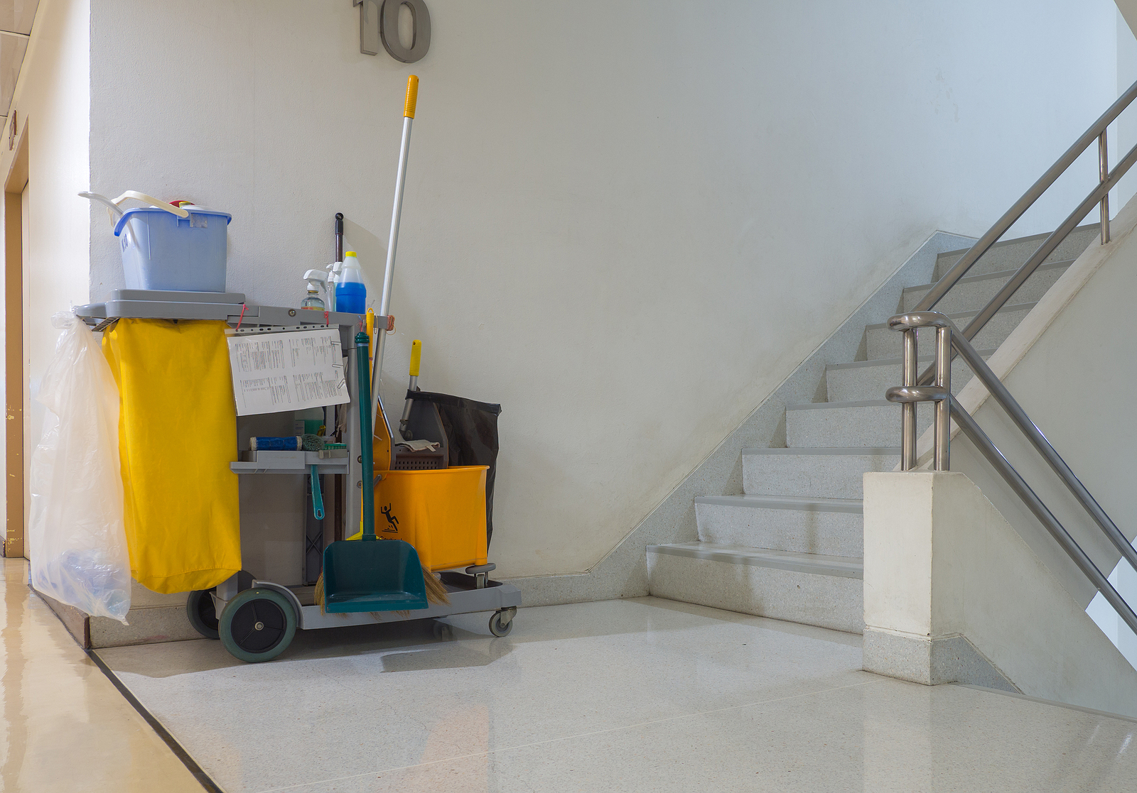 How to Hire a Janitorial Service
