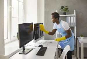 What Are the Benefits of Office Janitorial Services